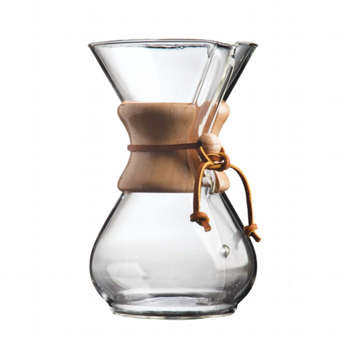 Chemex Coffee Maker - Six Cup Classic